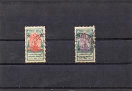 Russie 1926 6 Eme Congrés Des Espérentistes    YT 357/58 Obl