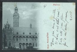 +++ CPA - MALINES - MECHELEN - Mont De Piété - 1898  //