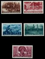 LIECHTENSTEIN 1941 Nr 192-196 Postfrisch X6FE32E - Liechtenstein