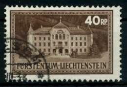 LIECHTENSTEIN 1934 Nr 134 Gestempelt X6FE51A