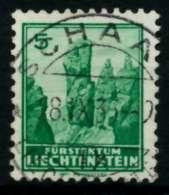 LIECHTENSTEIN 1934 Nr 127y Zentrisch Gestempelt X6FE4EE