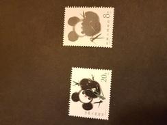 Chine 1985 / YT 2724** + 2725** / PANDA   (REF 133) - Autres