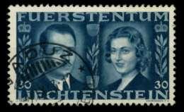 LIECHTENSTEIN 1943 Nr 213 Gestempelt X6FFFDA