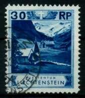 LIECHTENSTEIN 1930 Nr 99-B Gestempelt X700172