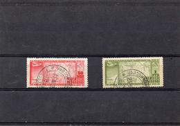 Russie 1932 - 2 Eme Année Polaire   YT   PA 31/32obl