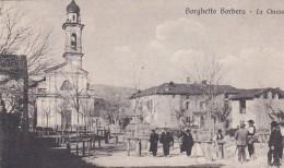 2852193Borghetto Borbera, La Chiesa - Alessandria