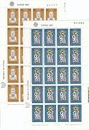 CYPRUS 520-521,unused Sheets