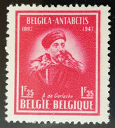 Belgïe/Belgique - COB 749a ** - Neuf - Avec Gomme - Année 1947