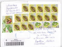 2017 , Ukraine , Definitive , Plants , Used Cover