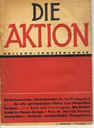 Die Aktion Holland Sondernummer - Livres