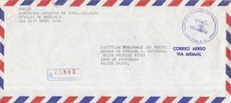 Costa Rica - Recommandé/Registered Letter/Einschreiben - San José - Costa Rica