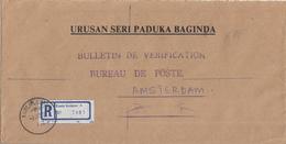 Maleisië - Recommandé/Registered Letter/Einschreiben - Kuala Lumpur A - Maleisië (1964-...)