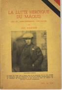 La Lutte Heroique Du Maquis 48 Blz - French