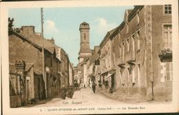 La Grande-Rue - Saint Etienne De Montluc