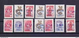 Ukraine Mint (**) Stamp OVERPRINT ECLATEMENT De L´URSS