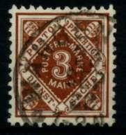 WÜRTTEMBERG DIENST Nr 158 Gestempelt X713576