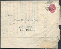1930 Germany DR Kempen Dienst Preuss. Amtsgericht