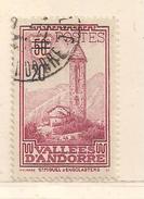 ANDORRE  ( D17 - 10456 )   1932   N° YVERT ET TELLIER  N°  35 - Andorre Français