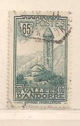 ANDORRE  ( D17 - 10457 )   1932   N° YVERT ET TELLIER  N°  36 - Oblitérés