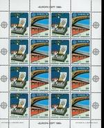 CEPT Transport Und Kommunikationsmittel Griechenland Bogensatz 1685 - 1686 A MNH ** Postfrisch