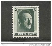 III-Mi.Nr.646/ Hitlers Geburtstag 1937 **