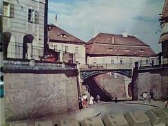 ROMANIA SIBIU PONT MENSONGES 1968 TIMBRE STAMP 20 Bani 40 B.  GA12826 - Romania