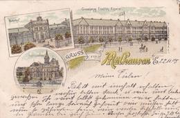 Gruss Aus Mülhausen Mulhouse 1905 - Mulhouse