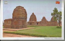 UNESCO World Heritage Site ,Pattadakal Group Of Monuments, Monuments,World Heritage Monument, India Post