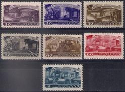 Russia 1948, Michel Nr 1261-67, MLH OG - 1923-1991 USSR