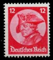 3. REICH 1933 Nr 480 Postfrisch X7292C2 - Germany