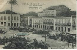 SAO LUIZ DO MARANHAO-PLACE BENEDICTO LETTE - São Luis