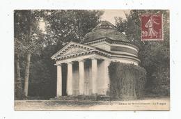 Cp , 77 , PONTHIERRY , Château De MONTGERMONT , Le Temple , Voyagée , Ed : Ménard - France