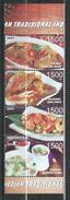 Indonesia 2004 Traditional Food.MNH - Indonésie