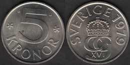 Sweden - 5 Kronor 1979 In Good Quality - Sweden