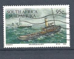SUD AFRICA     -   1994 Tugboats  USED - Sud Africa (1961-...)