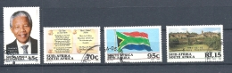 SUD AFRICA     -   1994 Inauguration Of President Nelson Mandela    USED - Sud Africa (1961-...)