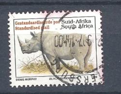 SUD AFRICA     -1996 Wildlife    USED - Sud Africa (1961-...)