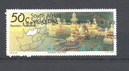 SUD AFRICA     -1995 Tourism    USED - Sud Africa (1961-...)