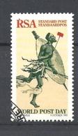 SUD AFRICA   1995 World Post Day     USED - Afrique Du Sud (1961-...)