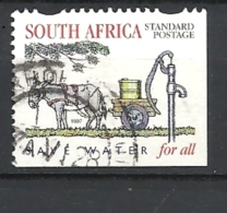 SUD AFRICA  1997 National Water Conservation - Imperforated On 1 Or 2 Sides And With Or Without Safety Perforatio   USED - Used Stamps