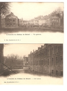 Belgique-België CP-PK Incendie Du Château De Beloeil Neuves-Nieuw-Mint PR4170 - Beloeil