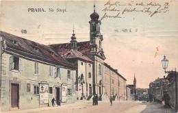 TCHEQUIE - Praha - Prague / Na Slupi. Beau Cliché - Czech Republic