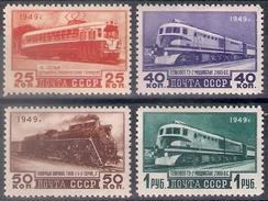 Russia 1949, Michel Nr 1414-19, MLH OG