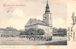 TCHEQUIE - Bohemia / Gruss Aus Landskron -  Belle Oblitération - Tchéquie