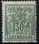 Luxembourg   Liquidassions  N 55  VAL 42