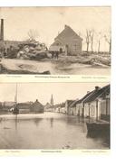 Belgique-België CP-PK(2) Grembergen Dorp - Usines Roos&Co  Neuves-Nieuw-Mint PR4171 - Dendermonde