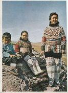 CPM. Costumes Groenlandais - Groenland
