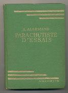 PARACHUTISTE D'ESSAIS - Books
