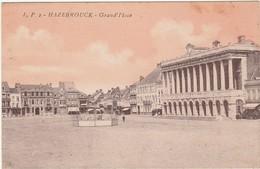 59  Hazebrouck Grand Place - Hazebrouck