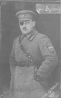 TCHEQUIE / Photo Card - General Jan Syrovy - Czekoslovak Legion In Russia - Tchéquie